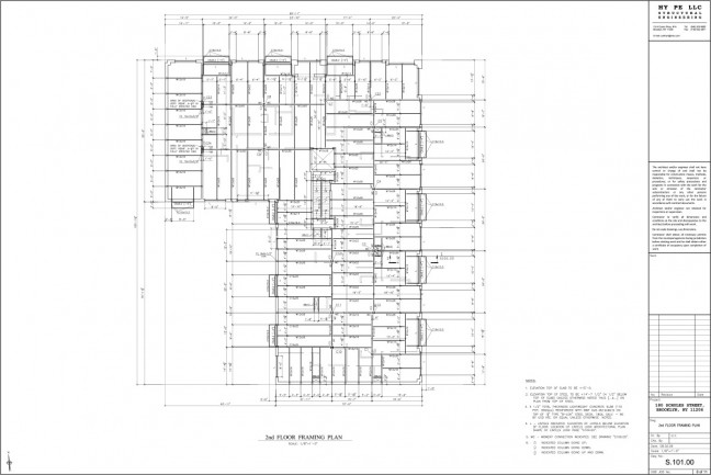 180-2nd-Floor-Framing-Plan
