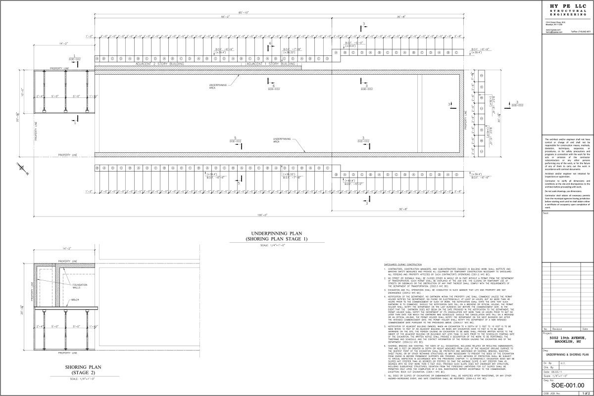 5002-19-Underpinning-Plan